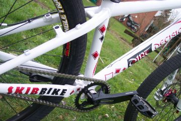 "Fahrrad:""Dirt Decision"""
