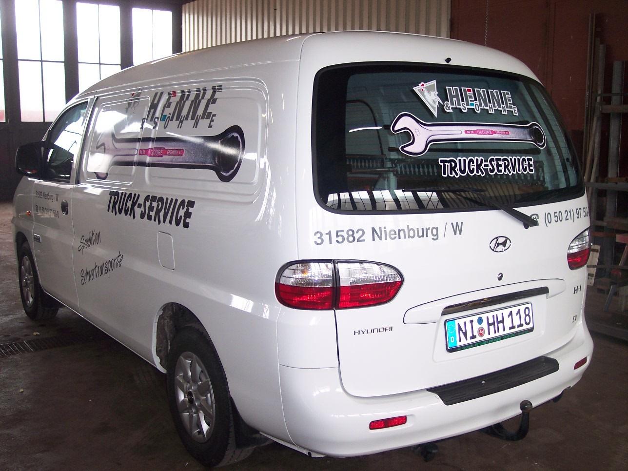 Henne Truck Service