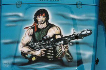 """Geländewagen """"Rambo"""""""