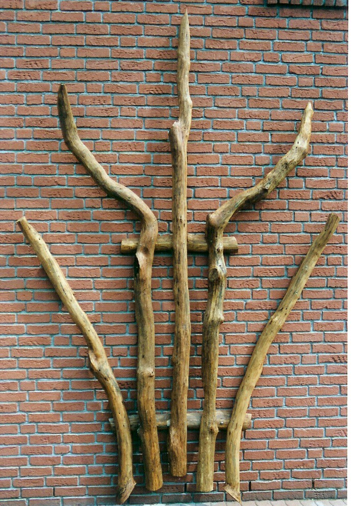 Holz: Rosenbaum