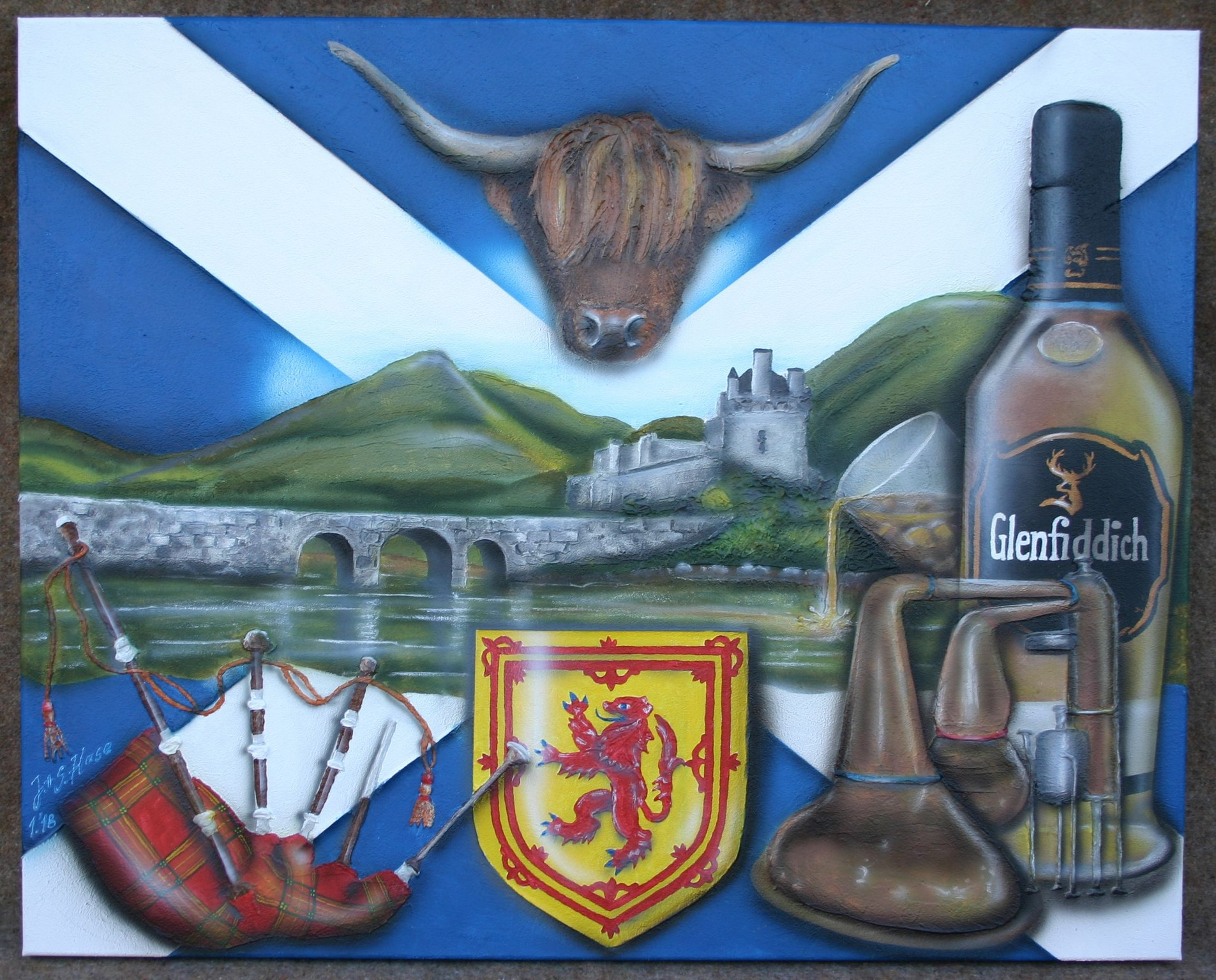 Scotland-the-Brave