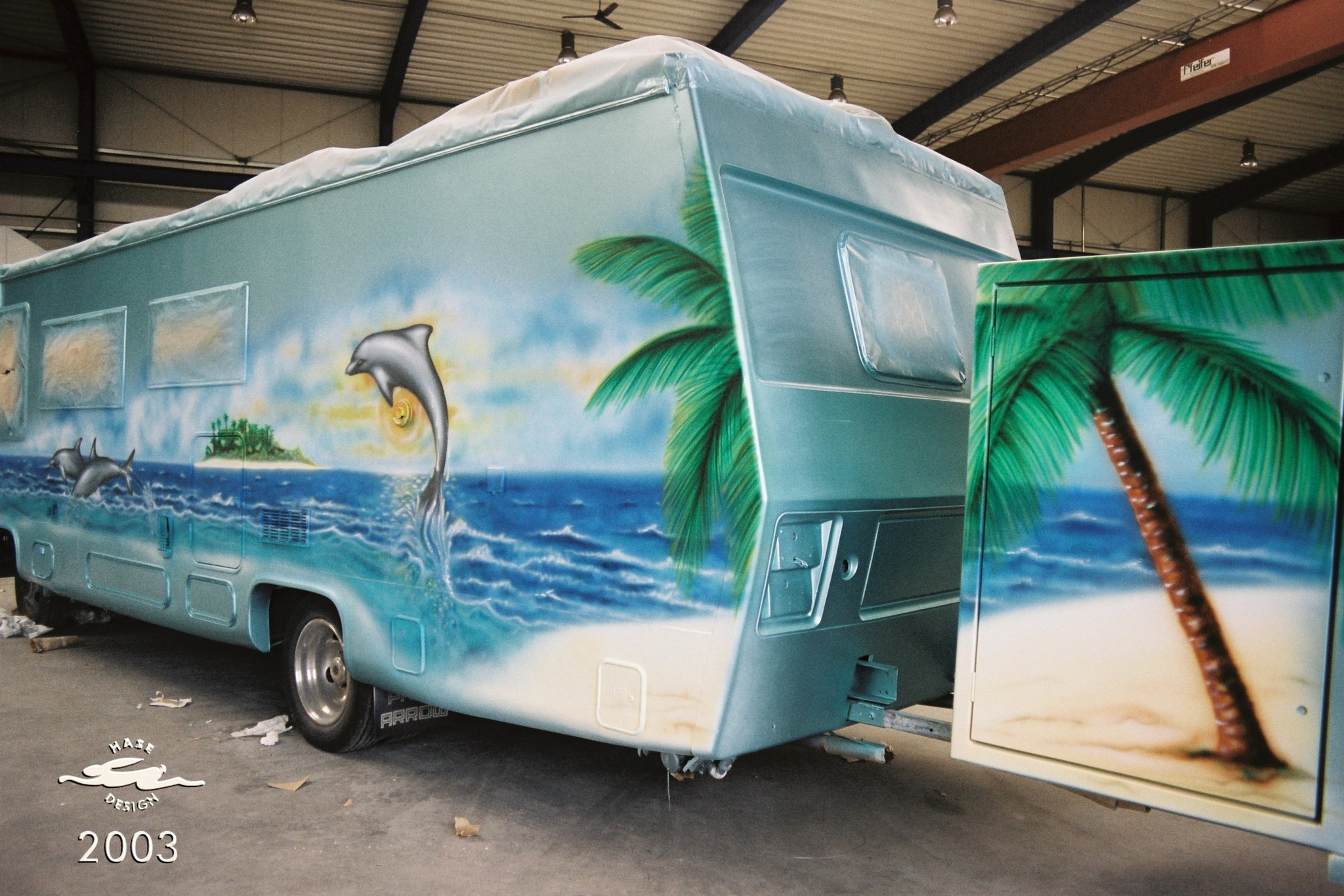 "Wohnmobil: ""Dolphin"""