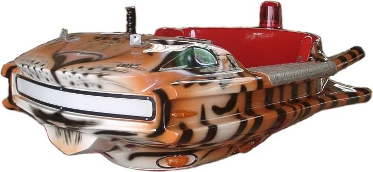 "Karusselwagen: ""Tiger"""