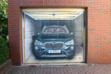 Garagentor Scholz BMW